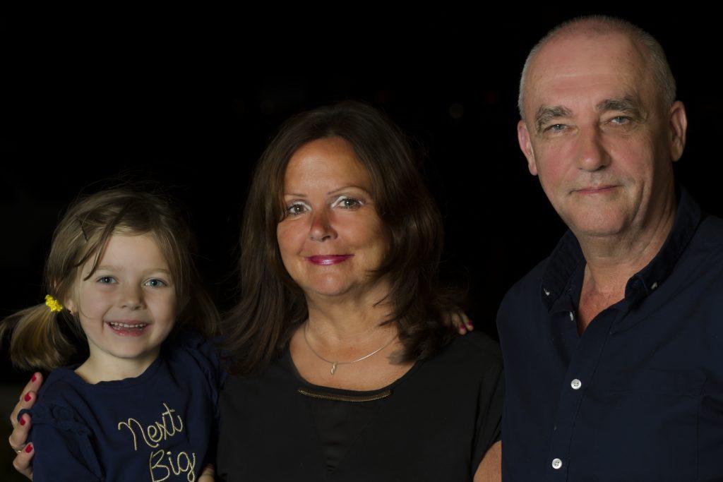 Family photography for Xmas